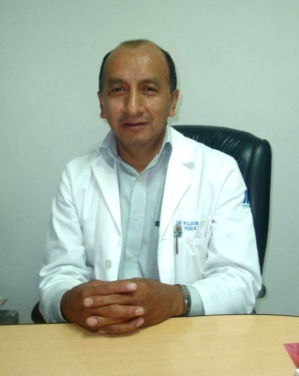 Dr. Wilson Miguel Zumba Palaguachi