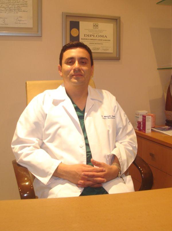 Dr. Marcelo Enrique Cazar Almache