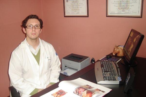 Dr. Raúl Haldo Pino Andrade