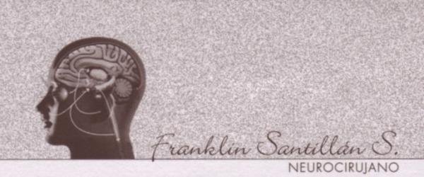 Dr. Franklin   Santillán  Neurocirujano