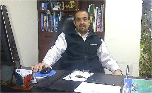 Dr. Luis Carlos Vintimilla Carvallo