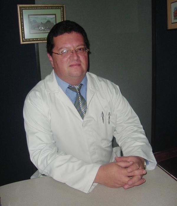 Dr. Juan Cristobal Gomezjurado Jaramillo