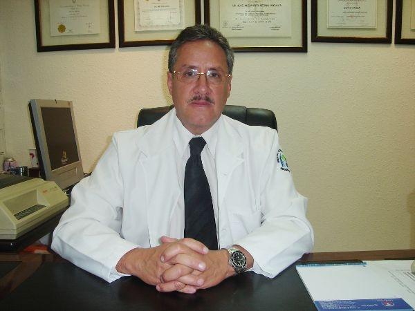 Dr. José Alejandro Medina Machuca