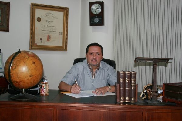 José Domingo Acosta Vásquez