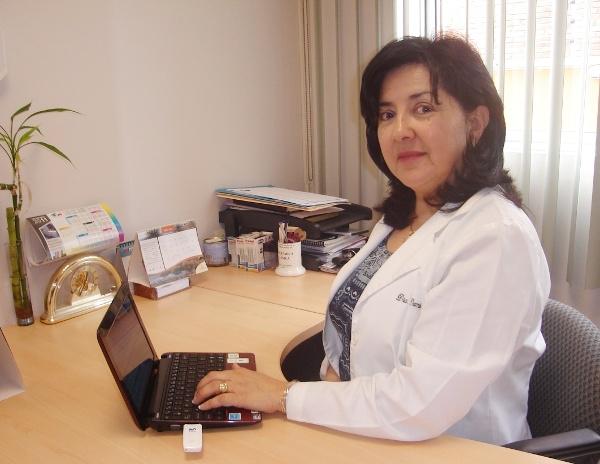 Dra. Sonia  Dominguez Vasquez