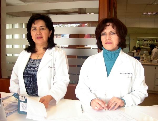 Dra. Sonia   Dominguez Vasquez    Bioquímica y Farmacéutica