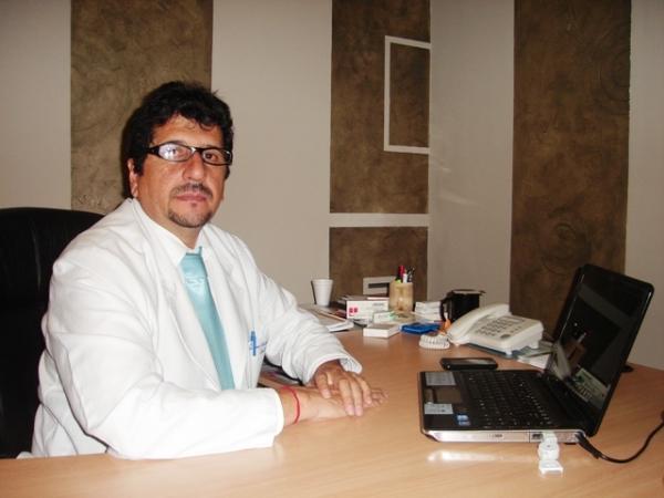 Dr. Iván  Arciniegas Avila