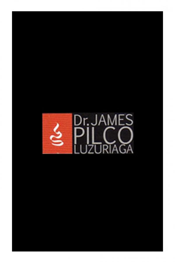 Dr.  James   Pilco Luzuriaga  Cirujano Gastroenterólogo