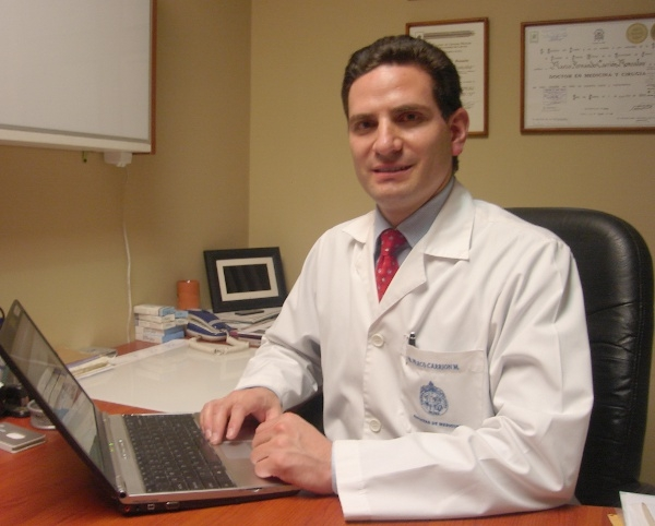 Dr. Marco  Carrión  Monsalve