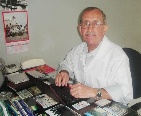 Dr. Oswaldo   Maldonado Lemus  Odontólogo