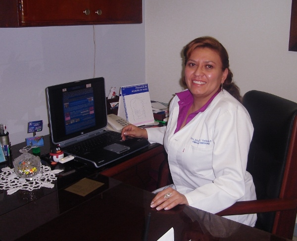 Dra. Yolanda  Elisabeth  Vintimilla Pogo