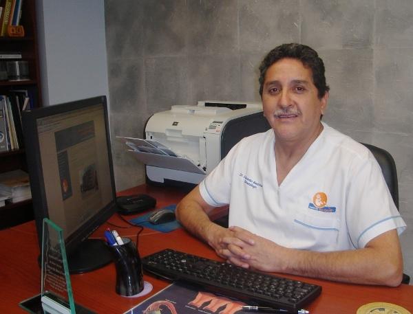 Dr. Eduardo Rodrigo Baculima Bernal
