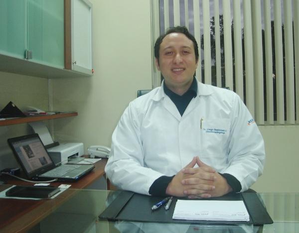 Dr. Diego Xavier Maldonado Vega