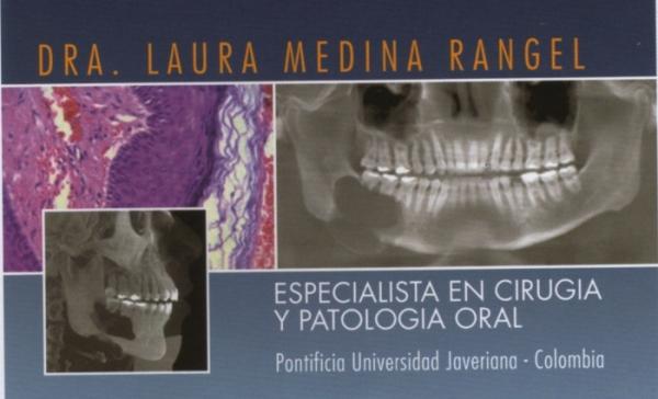 Dra. Laura   Medina Rangel    Odontóloga