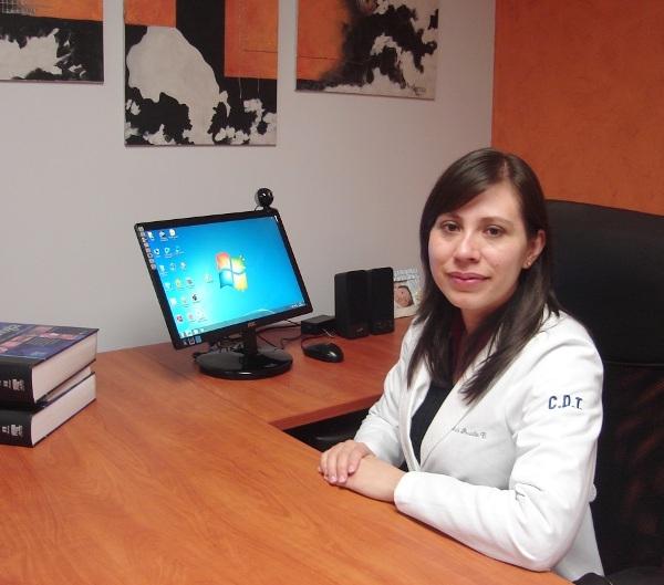 Jenny Dra. Gabriela Peralta Cordero