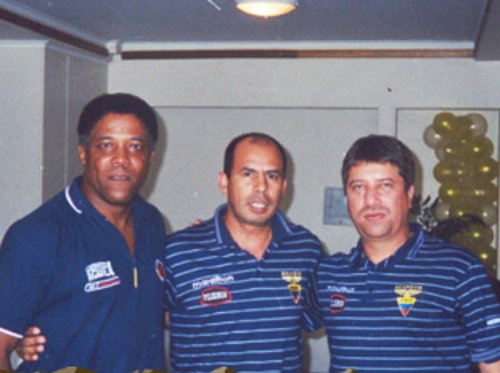 Dr. Vicente Enrique   Brito  Vásquez  Médico Deportólogo