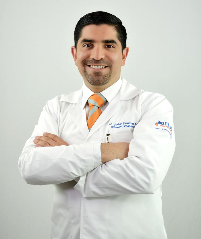 Dr. Pablo Javier Salamea Molina