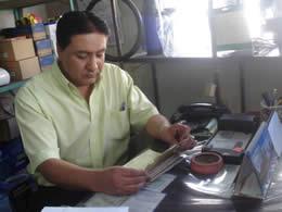 Pablo Eugenio  Cabrera Gutierrez