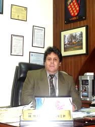Hugo Marcelo  López Pesántez