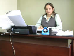 Carmen Alicia  Carpio Orellana