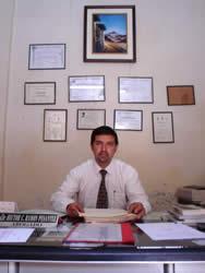 Héctor Cornelio  Ramón Pesantez