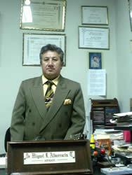 Miguel Leonardo  Albarracín T.