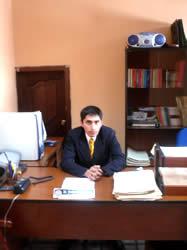 Fredy Ramiro  Cabrera Ochoa