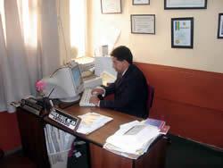 Rubén Alejandro  Calle Mejía