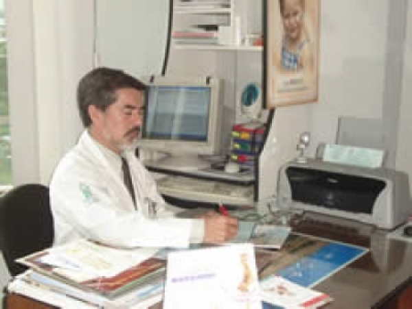 Jorge Victor   Tinoco Jiménez  Pediatra