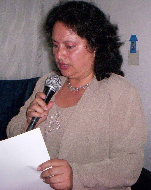 María  De Lourdes  Quintero